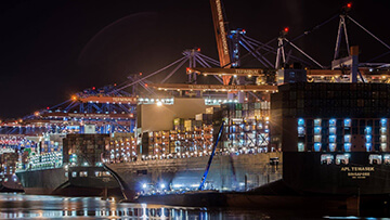 post image Clearance of CMA CGM Corte Real and the departure arrangements for APL Temasek