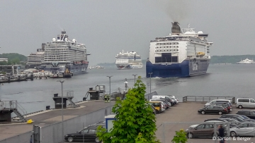 post image Record call in Kiel